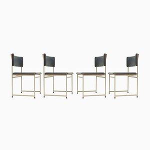 SM08 Stühle von Cees Braakman für Pastoe, 1950er, 4er Set