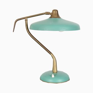 Vintage Table Lamp by Oscar Torlasco for Lumen