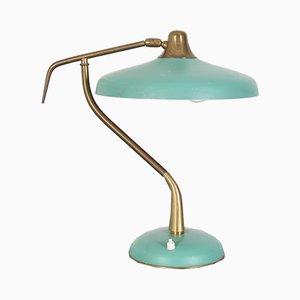 Vintage Tischlampe von Oscar Torlasco für Lumen