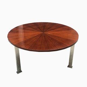 Tavolino da caffè di Jules Leleu, anni '60