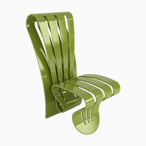 Chaise Limited Edition en Feuille de Corian par Giancarlo Zema pour Luxyde
