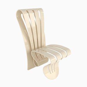 Corian Leaf Chair in limitierter Auflage von Giancarlo Zema für Luxyde