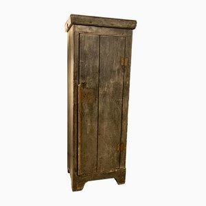 Taquilla antigua de madera