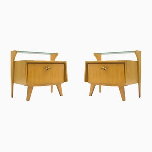 CLUB Nightstands from Musterring, 1953, Set of 2