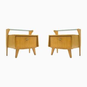 Tables de Chevet CLUB de Musterring, 1953, Set de 2