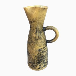 Vintage Pitcher or Vase by Jacques Blin