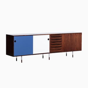 Credenza nr. 29A Mid-Century in palissandro di Arne Vodder per Sibast