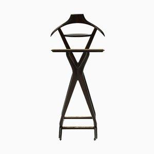 Garderobe aus lackiertem Holz von Ico Parisi für Reguitti, 1950er