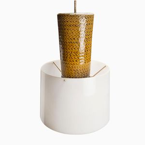 Vintage Sandstone Pendant Lamp