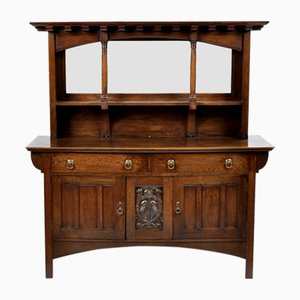 Arts & Crafts Oak Cupboard from Liberty