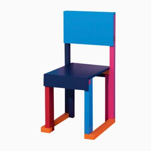 EASYDiA Junior London Chair by Massimo Germani Architetto for Progetto Arcadia, 2017