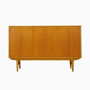 Vintage Scandinavian Teak Highboard