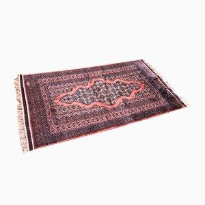 Vintage Handmade Pakistani Wool Rug