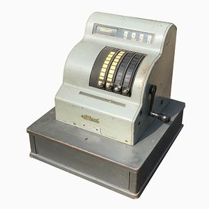 Vintage Cash Register from Marklin