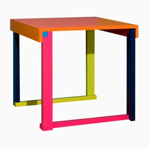 Bureau EASYoLo Junior Amsterdam par Massimo Germani Architetto pour Progetto Arcadia, 2017