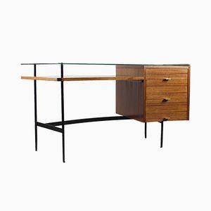 Mahogany Desk, 1950s