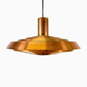 Lampe à Suspension Vintage par Poul Henningsen pour Louis Poulsen