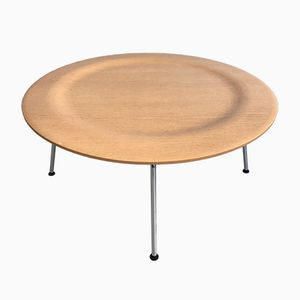 Vintage TCM Coffee Table by Charles & Ray Eames for Vitra