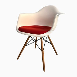 Chaise DAW par Charles & Ray Eames pour Vitra, 1960s
