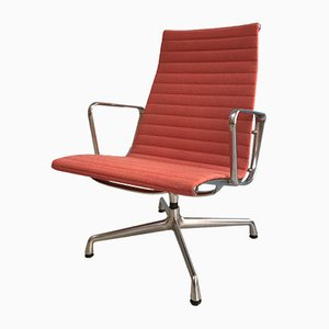 Vintage EA 116 Swivel Chair by Charles & Ray Eames for Vitra