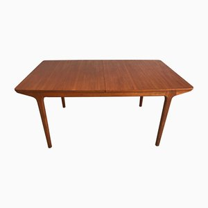 Extendable Teak Dining Table from McIntosh, 1960s
