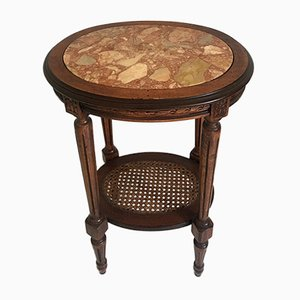 Small Mid-19th Century Louis XVI Side Table