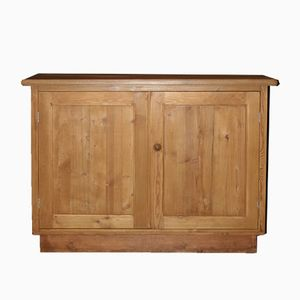 Vintage Small Sideboard in Softwood