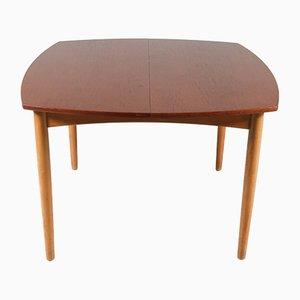 Ausziehbarer Esstisch von William Watting für Fristho, 1950er