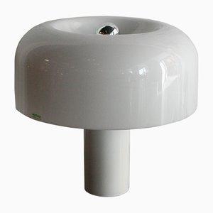 Lampada da tavolo grande a fungo di Guzzini, anni '70