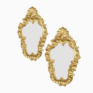 Miroirs Vintage Venetien, Set de 2
