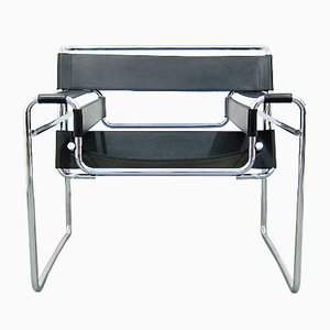 B3 Wassily Chair by Marcel Breuer, 1980s