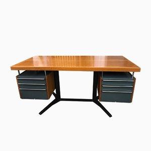 Schreibtisch von Daciano da Costa für Metalurgica da Longra, 1960er