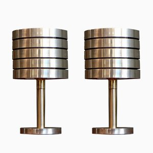 Swedish Table Lamps from NAFA, 1960s, Set of 2