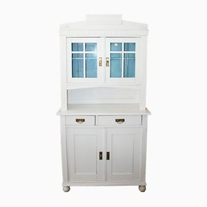 Art Nouveau White Buffet