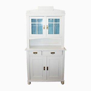 Buffet Art Nouveau bianco