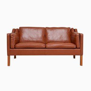 Modell 2212 Sofa von Børge Mogensen für Fredericia, 1970er