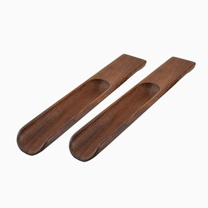 Vintage Teak Salad Tongs by Jens Quistgaard for Dansk Design