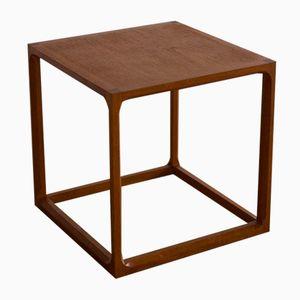 Danish Teak Side Table by Aksel Kjersgaard, 1960s