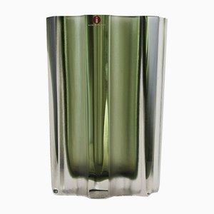 Vase Vintage par Tapio Wirkkala pour Iittala, Finlande