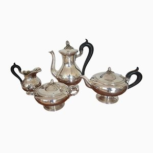 19th-Century French Coffee Service Set from Christofle