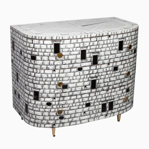 Archittetura Commode by Atelier Fornasetti, 1980s