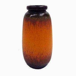 Große glasierte Keramik Bodenvase, 1970er