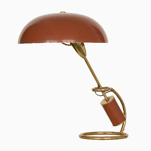 Mid-Century Table Lamp by Angelo Lelii for Arredoluce
