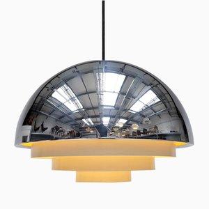 Lámpara colgante Milieu de Jo Hammerborg para Fog & Morup, años 60