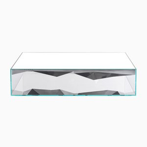 Table Basse Dolmlod Rectangulaire par CTRLZAK pour JCP
