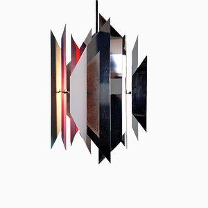Lampada a sospensione Tivoli vintage di Simon Henningsen per Lyfa