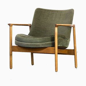 Elizabeth Lounge Chair by Ib Kofod Larsen for France & Søn, 1960s