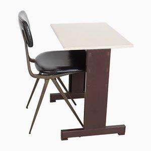 Kleine Schreibtisch von Ettore Sottsass für Olivetti Synthesis, 1970er