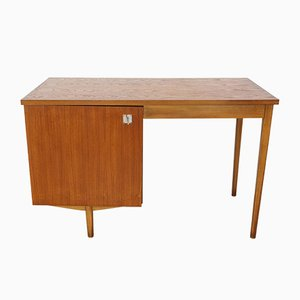 Mid-Century Teak Desk from CombinEurop