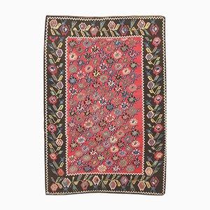 Kaukasischer Vintage Karabagh Kilim Teppich